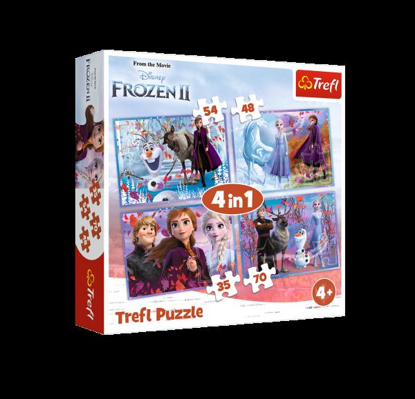 puzzle disney reine des neiges