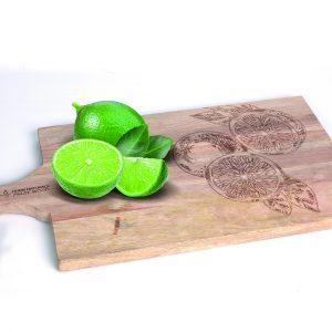 Planche a découper bois manguier
