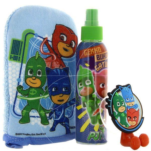 gant de toilette pjmasks
